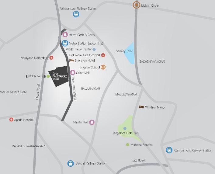 phoenix-one-bangalore-west-location